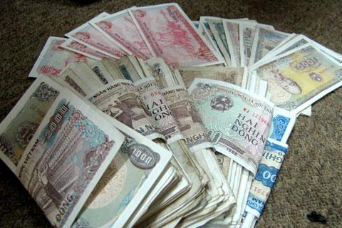 Chiêm bao mơ thấy tiền 5-10-20-50 nghìn là số mấy? đánh con gì?