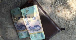 Chiêm bao mơ nhặt được tiền là số mấy? đánh con gì?